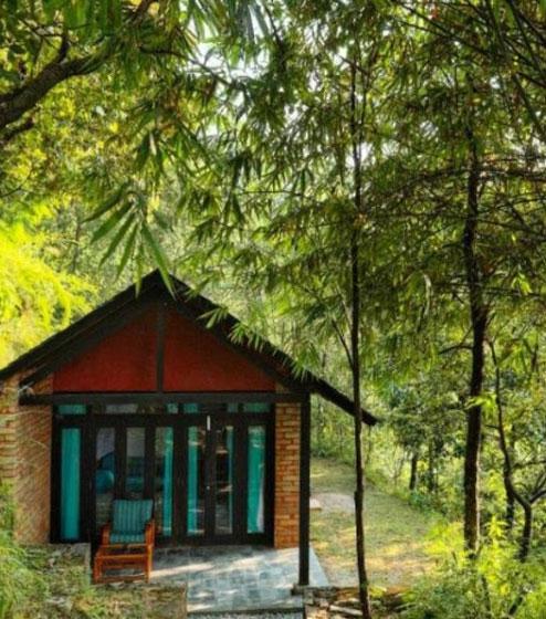 Sustainable lodge in Pokhara
