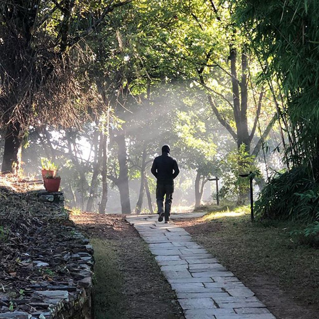 Best lodge for walking tours in Pokhara