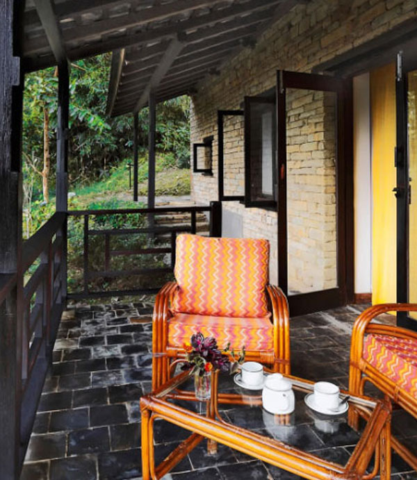 Accommodation At Tiger Mountain Pokhara Lodge
