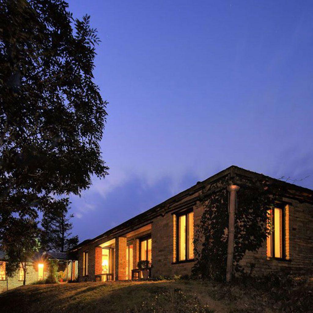 Luxury lodge in Pokhara