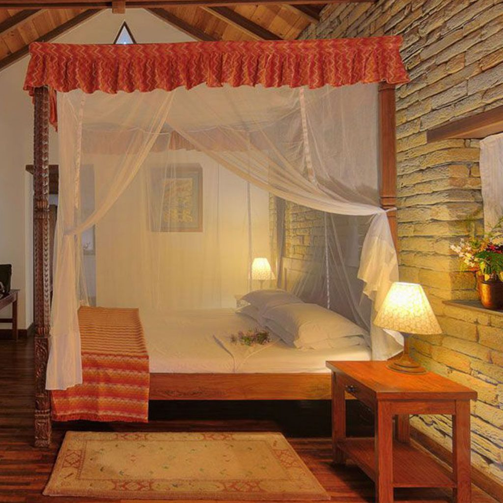 Accommodation At Tiger Mountain