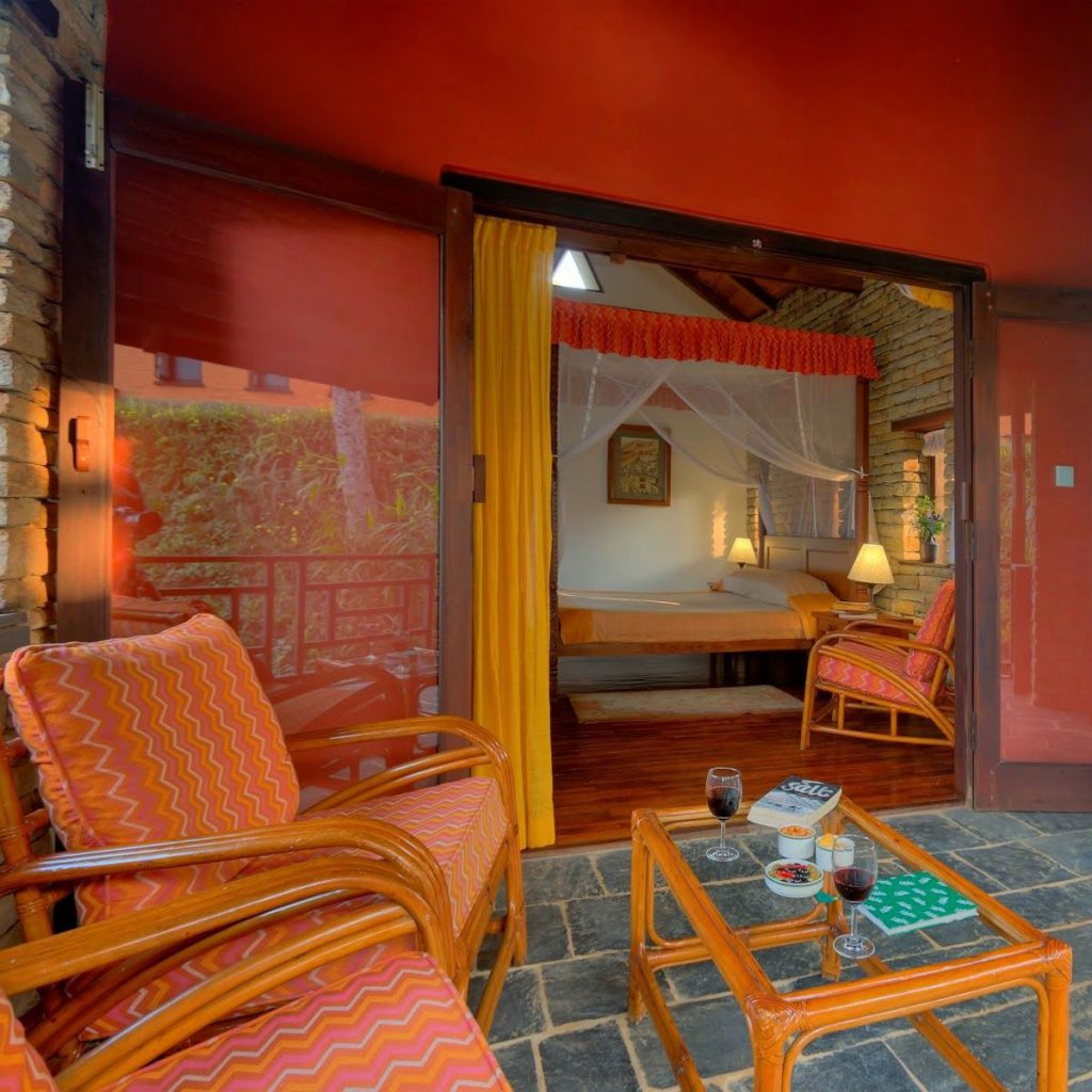 Best hotel for honeymoon in Pokhara