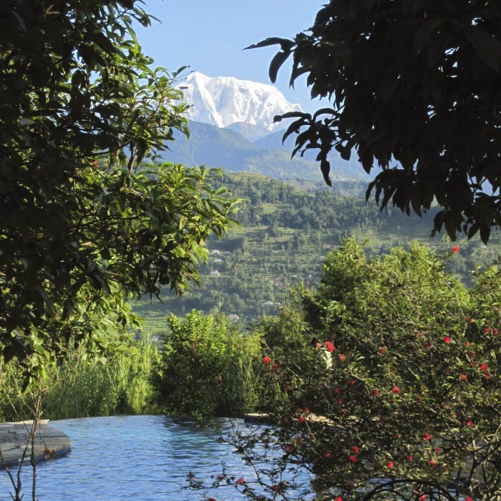 Stylish lodges in Pokhara