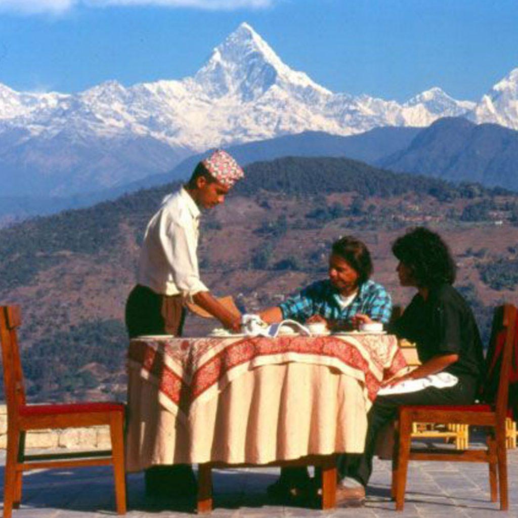 Best lodge for honeymoon in Pokhara